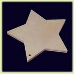 Звезда - праздничное украшение (072)